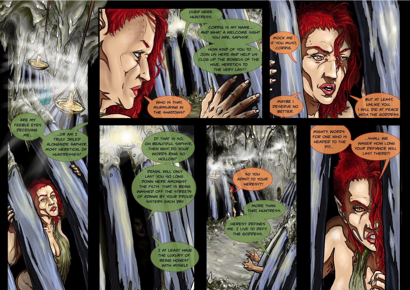 The Cull - Chapter 2 - Page 36