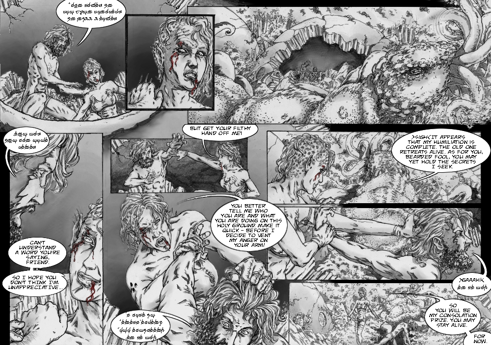 The Cull - Page 8