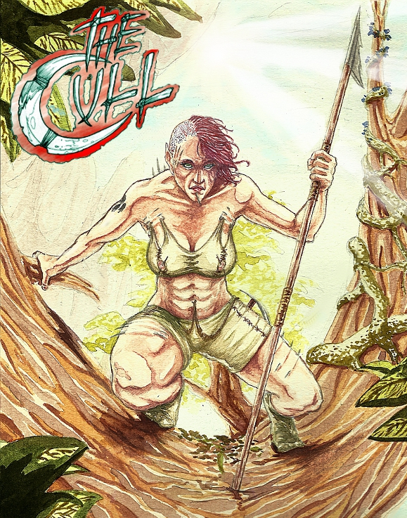 The Cull - Chapter 2 Cover